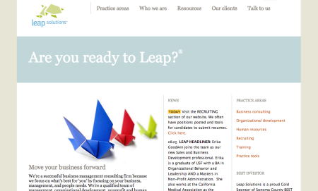 Leap Solutions